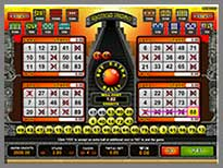 Maya bingó játék