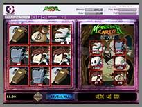 Carlo szörnyeteg  kártyajáték