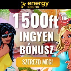 Energy 1500Ft bonusz